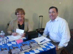 Las Vegas Author Barbra Wolfe at Tales from the Silver State II Book Signing photo