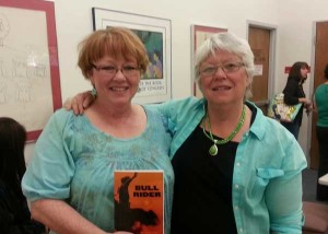 Picture of Authors Barbra Wolfe and Suzanne-Morgan-Williams