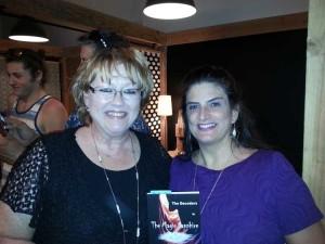 Las Vegas Authors Barbra Wolfe and Alba Arango